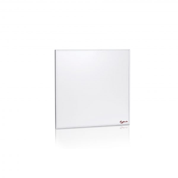 pannello radiante ad infrarossi standard alluminio bianco Raffaello 400w 60x60