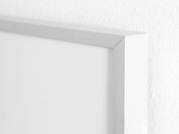 Dettaglio Cornice pannello ad Infrarossi Raffaello Standard