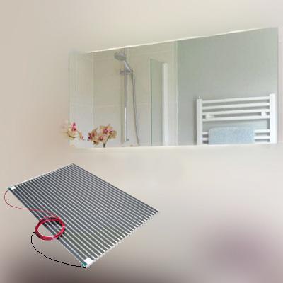 pellicola antiappannamento specchio bagno condensa stop