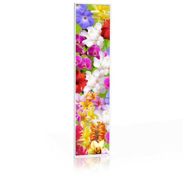 pannello ad infrarossi 30x120 400w stampato quadro personalizzato