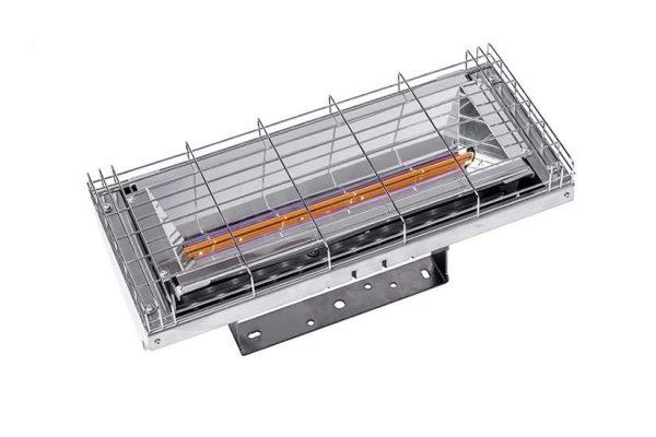 riscaldatore industriale 2000W onda corta