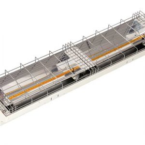 caratteristica riscaldatore industriale 2000W onda corta