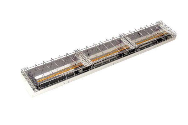 riscaldatore industriale 4000W oc