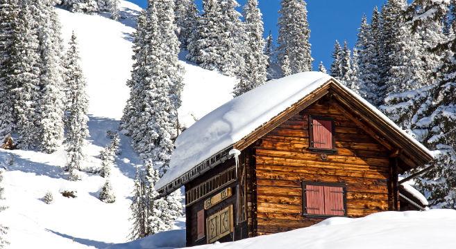 riscaldamento elettrico per la casa in montagna soluzione innovativa ad infrarossi pratica ed economica