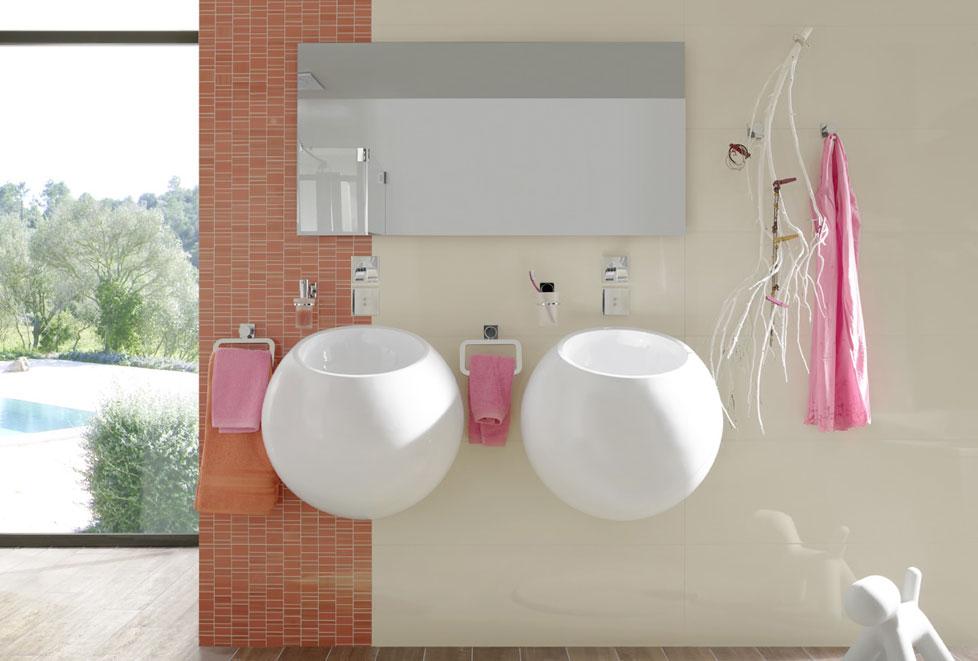 pannelli infrarossi in bagno